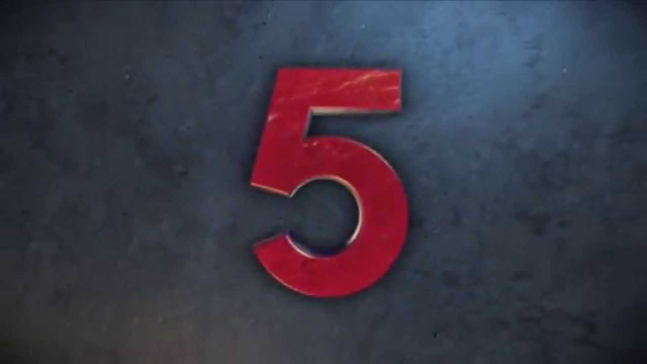 top 5 countdown template