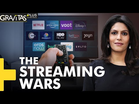 Gravitas Plus: Who will win the Streaming Wars?