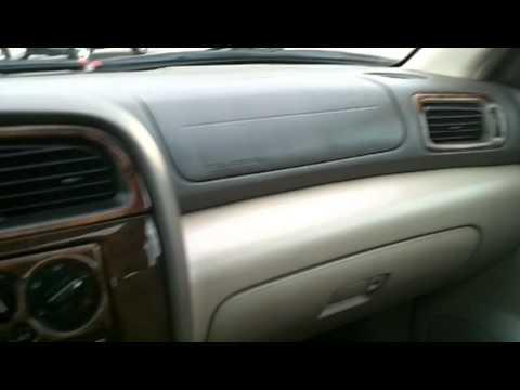 5102 2003 Subaru Outback Limited Wagon Green 64k Youtube