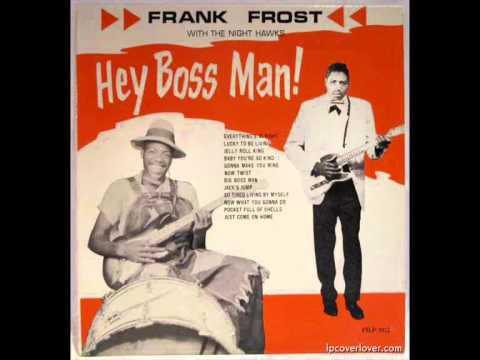 Frank Frost : now twist