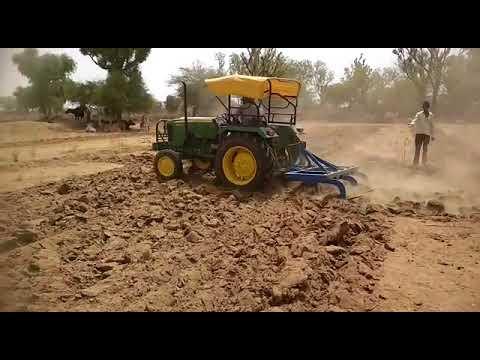 John Deere 5039 D Toota Plow