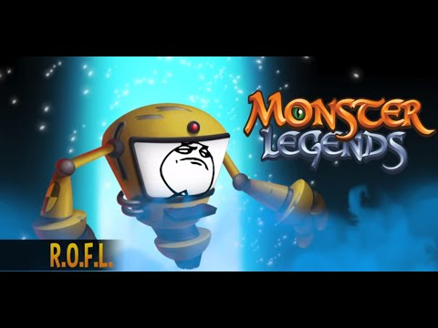 R.O.F.L Monster Spotlight - Monster Legends