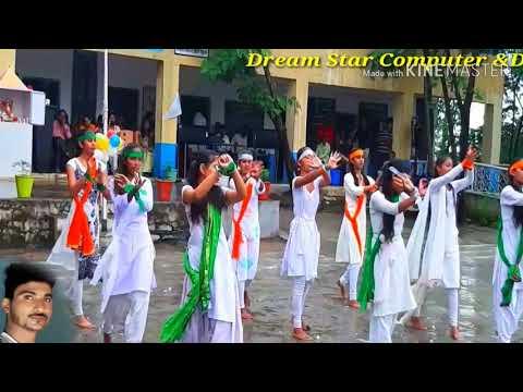 #beti Hindustan Ki Ye Group Danch Gamdi Dewal School Dungarpur#dream  Star Computer Pal Gamdi