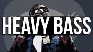 HEAVY BASS BEAT - 808 Bass Trap Rap Beat - Winter Madness (Prod by Pluto of TrippyBeatz)