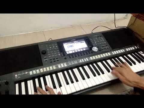 Instrumen Lagu Qasidah Nelayan #yamaha #psr970