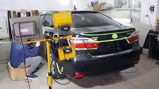 видео Профессиональная полировка кузова автомобиля