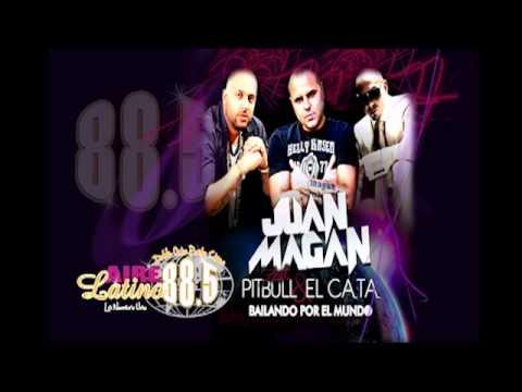 Bailando Por El Mundo – Juan Magan, Pitbull & El Cata