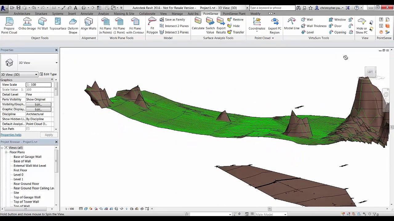 Webinar Part 5 - As-Built for Autodesk Revit - FARO