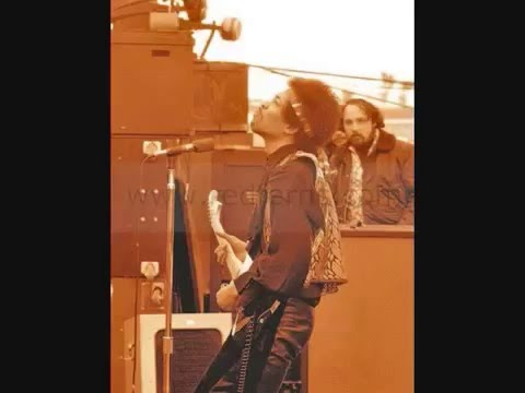Jimi Hendrix  'Cal Expo' Sacramento, California 4 26 70