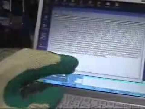 data glove prototype