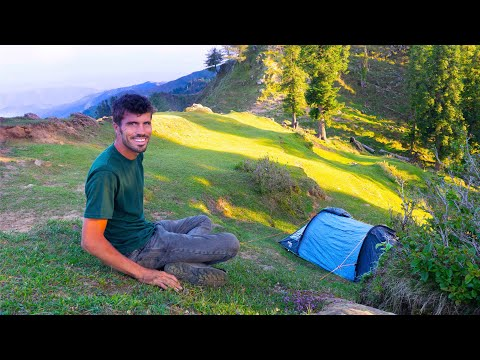 CAMPING in Islamabad - Ep 248