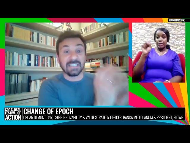 Lightning Talk 6 Change of Epoch (French)