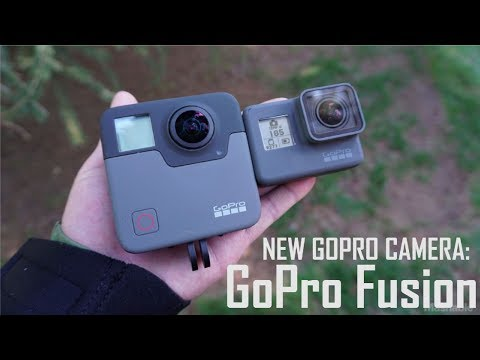 Hands-on: The New GoPro Camera - GoPro Fusion