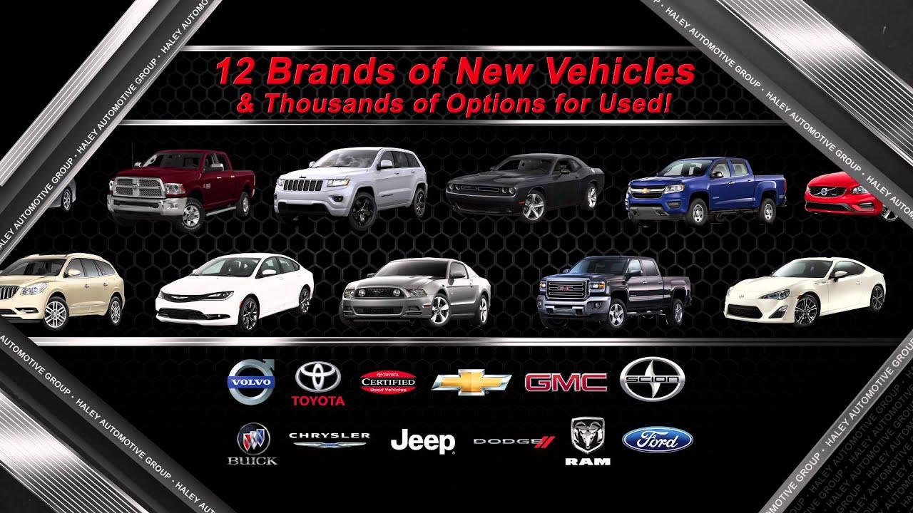 Haley Auto Group Black Friday Sales Richmond Va Youtube