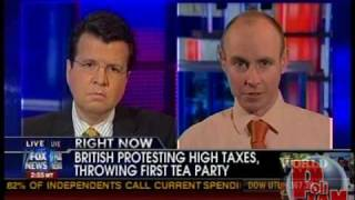 UK Tea Party Movement Kicks Off:
