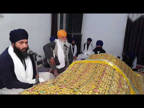 Giani Inderjeet Singh Ji Raqbe Wale - 15 February 2019 -  Rajpura