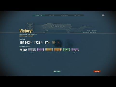 World of Warships - Cleveland - Final battle