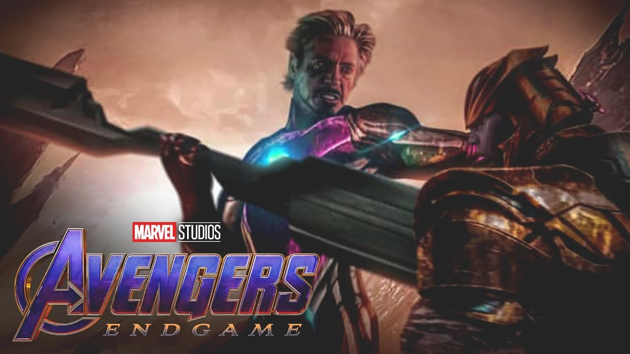 Image result for Iron Man Survived in This Avengers: Endgame Ending
