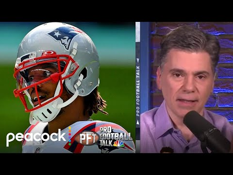 Is Newton the answer for Patriots, Belichick? | Pro Football Talk | NBC Sports