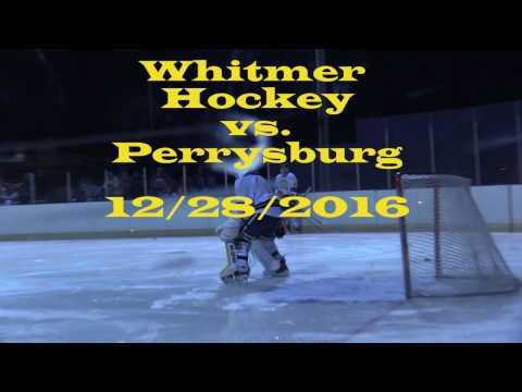 2016 Whitmer Hockey vs Perrysburg 122816