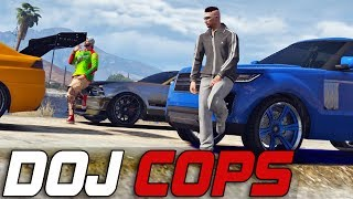 Dept. of Justice Cops #195 - Midnight Club Run Edition (Criminal)