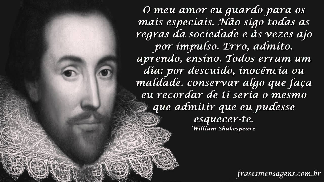 Frasesamor Frases De Amor De William Shakespeare En Espanol