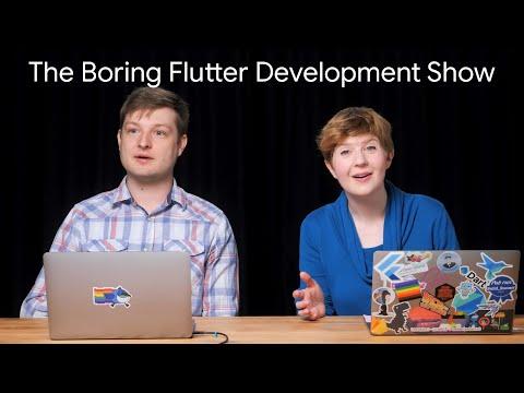 DashCast part 4 (The Boring Flutter Development Show, Ep. 38)