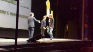 Grand Prix 2010 Pubblicità Italia - Premio a Renzo Rosso, Founder of DIESEL
