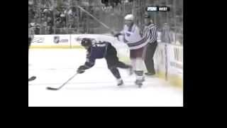 Hockey fake (VINE) The best dive of all time - Sean Avery