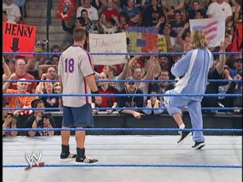 John Cena vs Brian Kendrick - Battle Rap