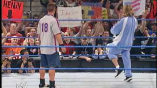 John Cena vs Brian Kendrick - Battle Rap
