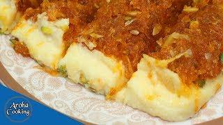মালাই হালুয়া রেসিপি - স্বাদে নাম্বার ওয়ান | Bangladeshi Malai Halwa Recipe
