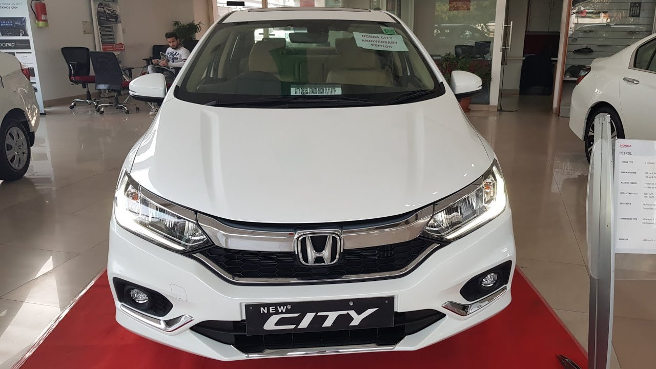 Honda City 2018 20th Anniversary Editon Zx Top Model Real Life