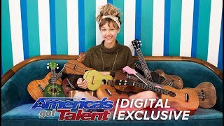 AGT Winner Grace VanderWaal Shares Audition Tips For Season 13 - America's
