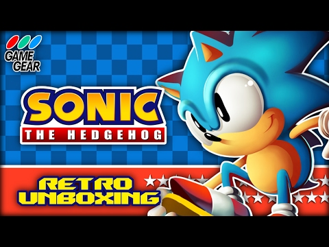 Is This The Rarest Sonic Game? (Retro Unboxing) |
