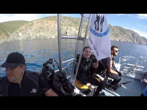 NGUE dive 2016-11-06 Erica's cavern