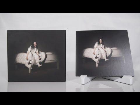 Billie Eilish - When We All Fall Asleep, Where Do We Go? Box Set Unboxing