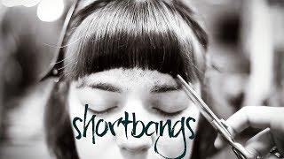 cut Short Baby Bangs