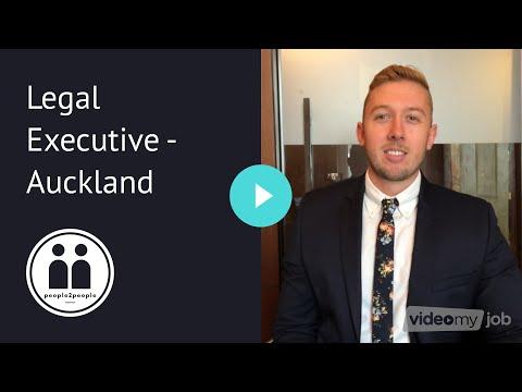 Legal Executive - Auckland