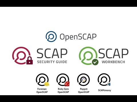 Security compliance with Foreman openscap demo