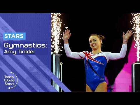 Amy Tinkler | British Gymnastics Star | Trans World Sport