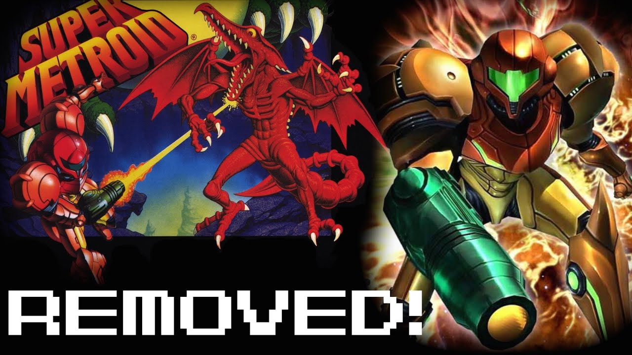 Beta & Cancelled metroid prime Videogames - Unseen64