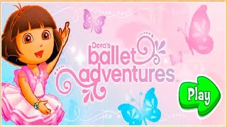 DORA A AVENTUREIRA E SEUS AMIGO DORA AND FRIENDS BALLET ADVENTURES NICKJR NICKELODEON