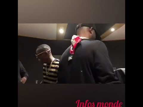 Exclusivité Fally ipupa ft sidiki diabate sa sera du chaud