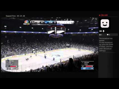 Whovian hockey - Weeping Angels(Kings vs The Presidents)