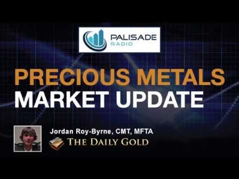 Precious Metals Market Update: Gold Stocks Correcting