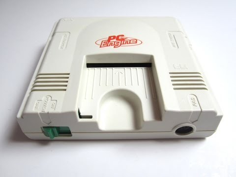 All NEC PC Engine Games - Every PC Engine Game In One Video [WITH TITLES]