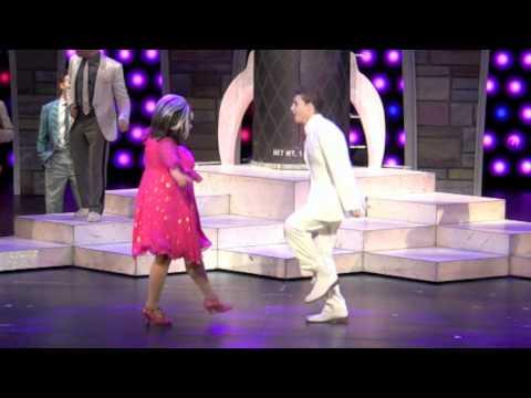 Derek Klena is Link Larkin in Musical Theatre West's HAIRSPRAY