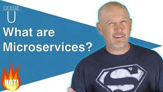 ★ What are microservices?