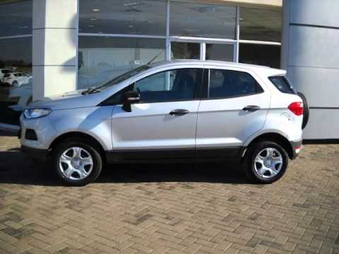 2015 Ford Ecosport 1 5 Ambiente With Rear Park Sensors